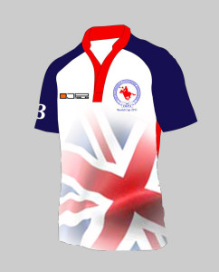UK Polocrosse Team Shirt