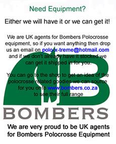 Bombers Polocrosse