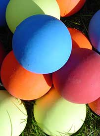 Rosemount-Polocrosse-Balls